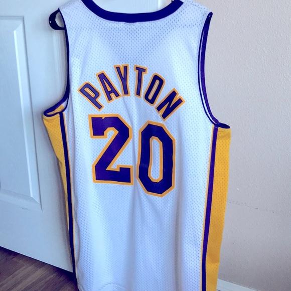 Nike Shirts | Nwt Gary Payton Lakers Jersey | Poshmark